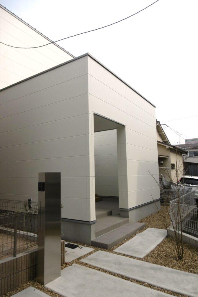 緑井モデルハウス